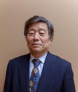 代表取締役 渡部秀夫 写真